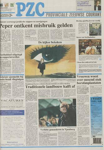Provinciale Zeeuwse Courant 1999-10-29