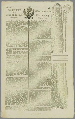 Middelburgsche Courant 1811-05-07