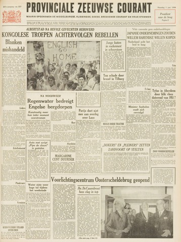 Provinciale Zeeuwse Courant 1964-06-01