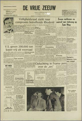 de Vrije Zeeuw 1965-11-19