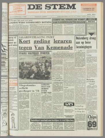 de Stem 1977-08-04