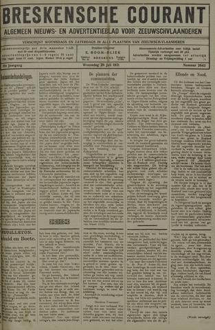 Breskensche Courant 1921-07-27