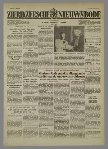 Zierikzeesche Nieuwsbode 1954-05-11