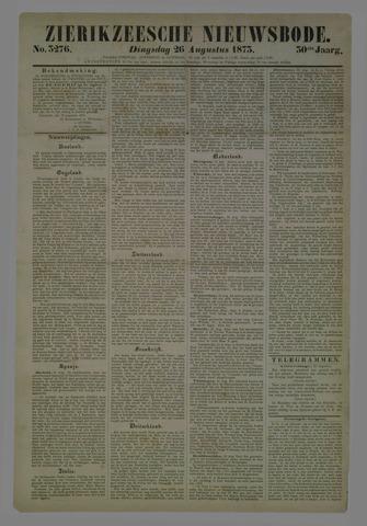 Zierikzeesche Nieuwsbode 1873-08-26
