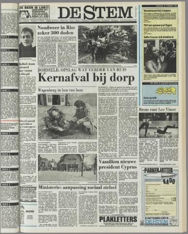 de Stem 1988-02-22