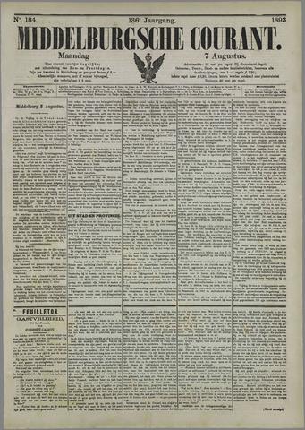 Middelburgsche Courant 1893-08-07
