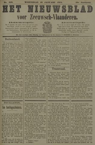 Nieuwsblad voor Zeeuwsch-Vlaanderen 1901-01-16