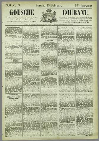 Goessche Courant 1906-02-13