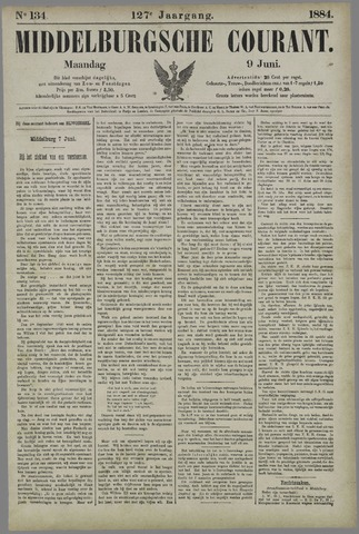 Middelburgsche Courant 1884-06-09