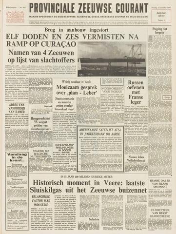 Provinciale Zeeuwse Courant 1967-11-07