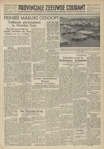 Provinciale Zeeuwse Courant 1947-10-10