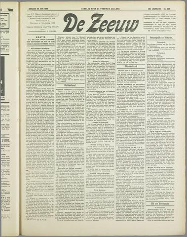 De Zeeuw. Christelijk-historisch nieuwsblad voor Zeeland 1934-06-26