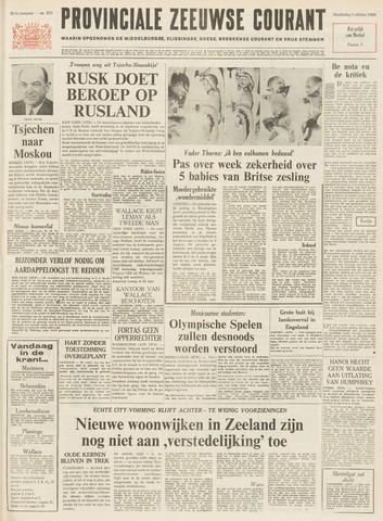 Provinciale Zeeuwse Courant 1968-10-03