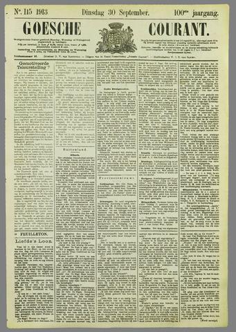 Goessche Courant 1913-09-30