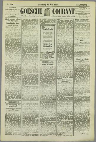 Goessche Courant 1924-05-17
