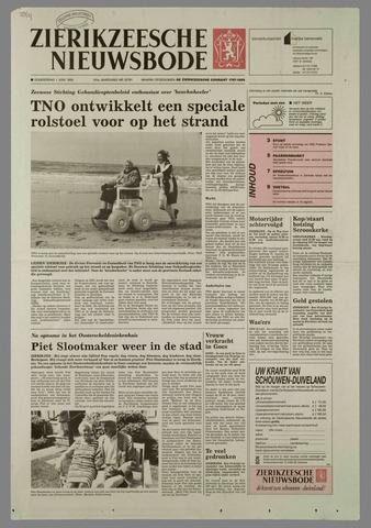 Zierikzeesche Nieuwsbode 1995-06-01