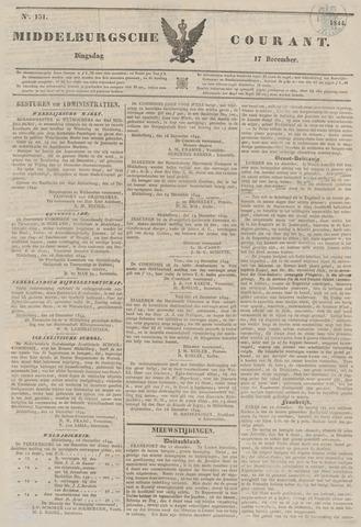 Middelburgsche Courant 1844-12-17