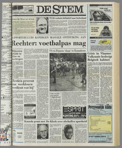 de Stem 1989-08-11