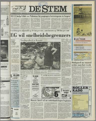 de Stem 1991-07-27