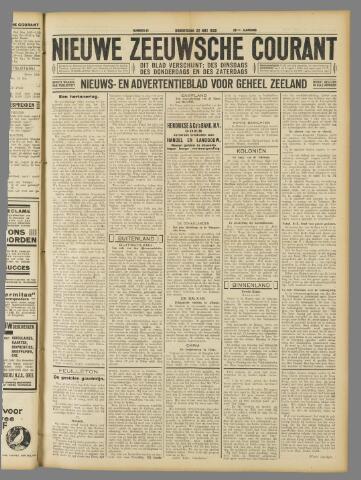 Nieuwe Zeeuwsche Courant 1930-05-22