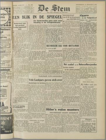 de Stem 1947-08-14