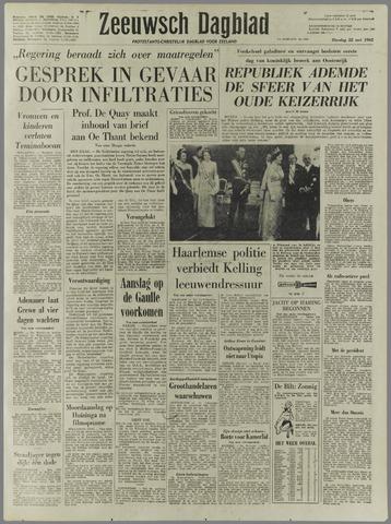 Zeeuwsch Dagblad 1962-05-22