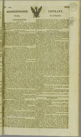 Middelburgsche Courant 1825-09-13