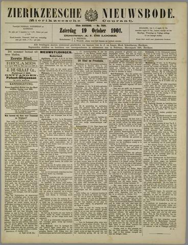 Zierikzeesche Nieuwsbode 1901-10-19