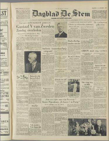 de Stem 1950-10-30