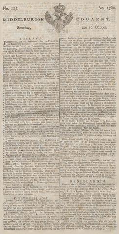 Middelburgsche Courant 1762-10-16