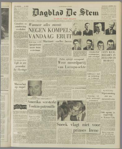 de Stem 1964-08-04