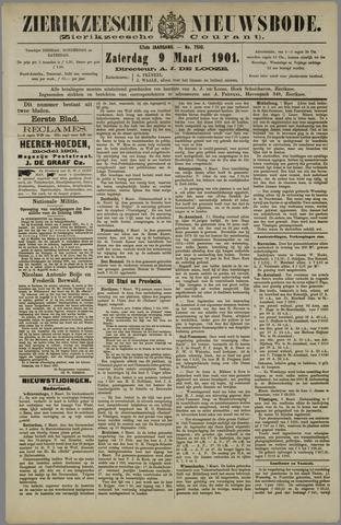 Zierikzeesche Nieuwsbode 1901-03-09