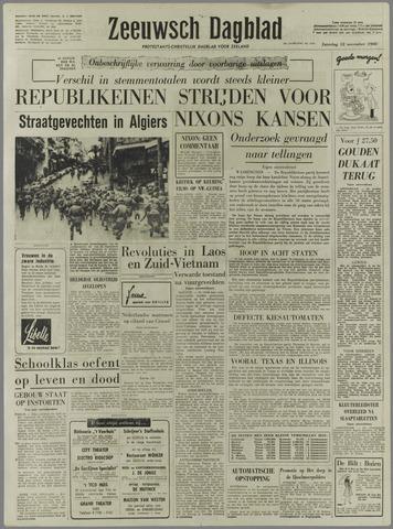Zeeuwsch Dagblad 1960-11-12