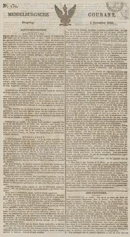 Middelburgsche Courant 1829-11-03