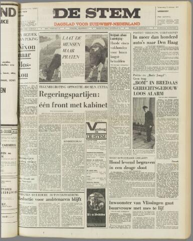 de Stem 1971-10-13