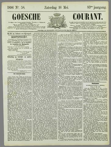 Goessche Courant 1896-05-16