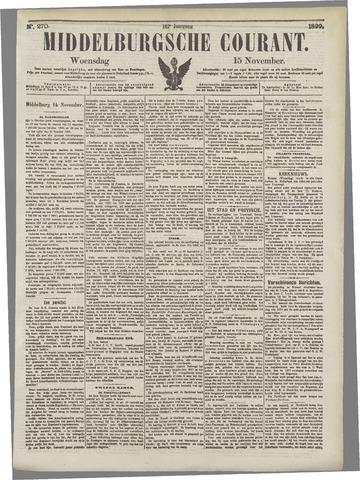 Middelburgsche Courant 1899-11-15