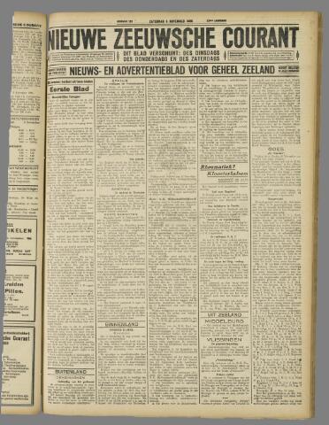 Nieuwe Zeeuwsche Courant 1926-11-06