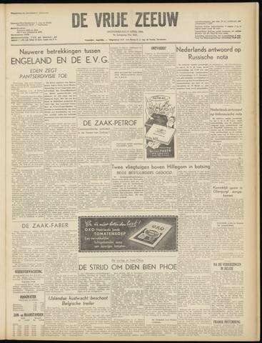 de Vrije Zeeuw 1954-04-15