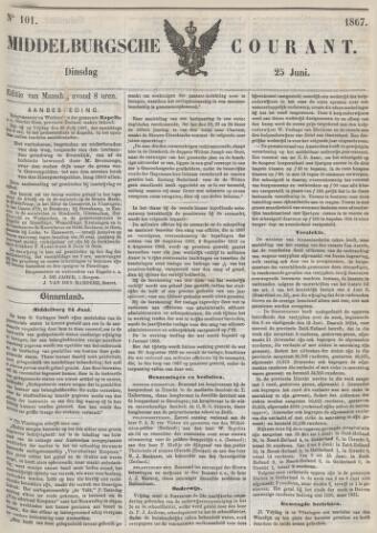 Middelburgsche Courant 1867-06-25