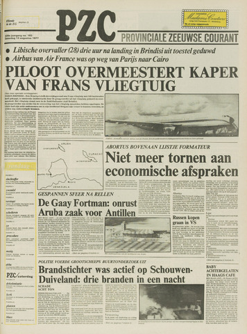 Provinciale Zeeuwse Courant 1977-08-13