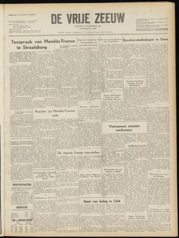 de Vrije Zeeuw 1954-09-21