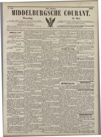 Middelburgsche Courant 1902-05-12