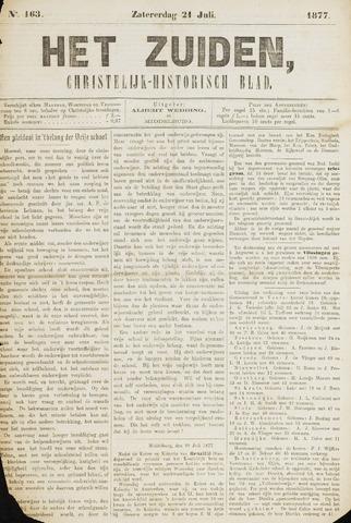 Het Zuiden, Christelijk-historisch blad 1877-07-21