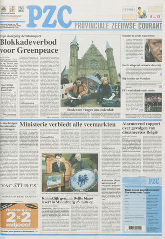 Provinciale Zeeuwse Courant 2001-02-23