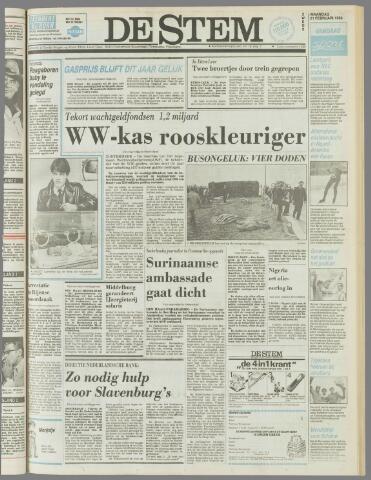 de Stem 1983-02-21