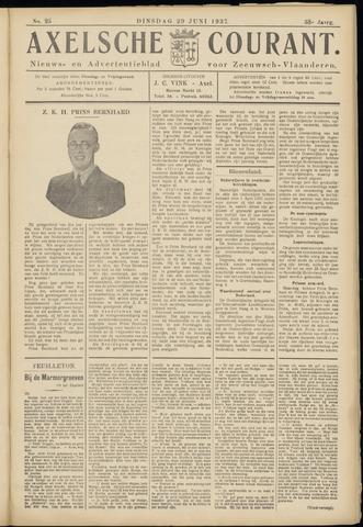Axelsche Courant 1937-06-29
