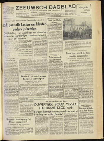 Zeeuwsch Dagblad 1955-02-14