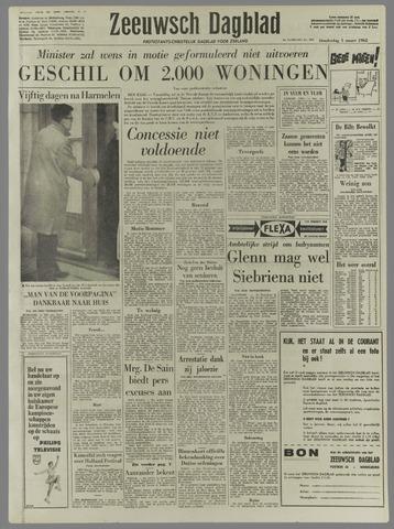 Zeeuwsch Dagblad 1962-03-01