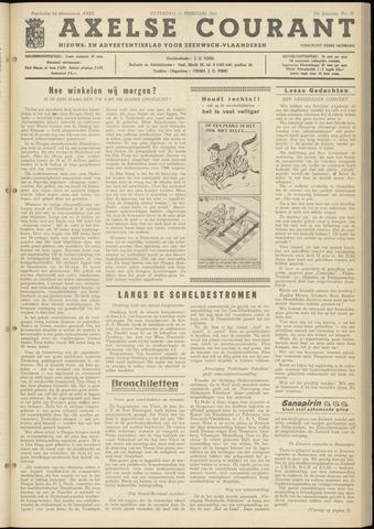Axelsche Courant 1961-02-11